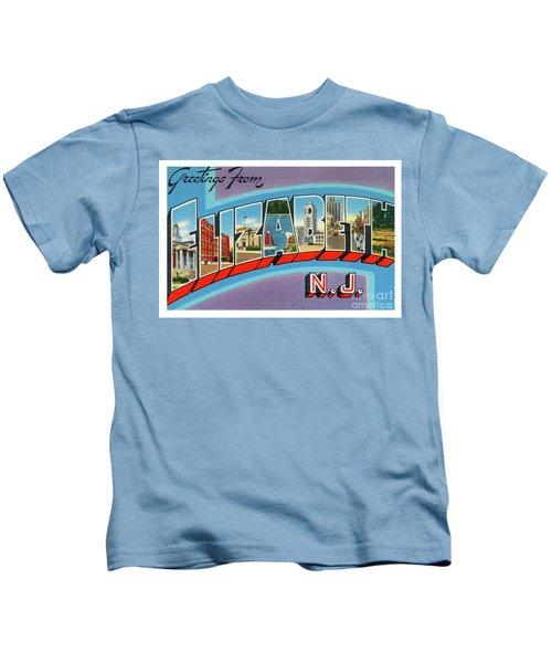 Elizabeth Greetings Kids T-Shirt
