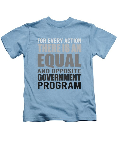 Every Action Kids T-Shirt