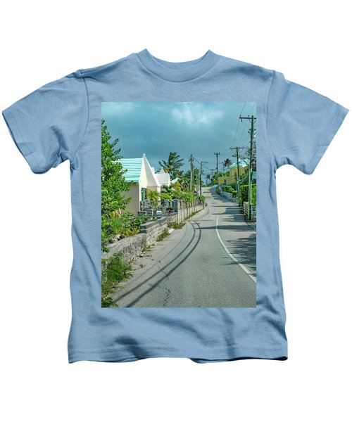 Exploring Bermuda Kids T-Shirt