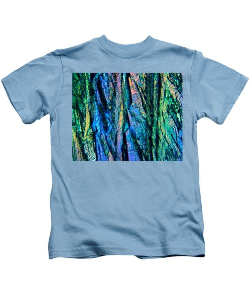 Fading Splendor Kids T-Shirt