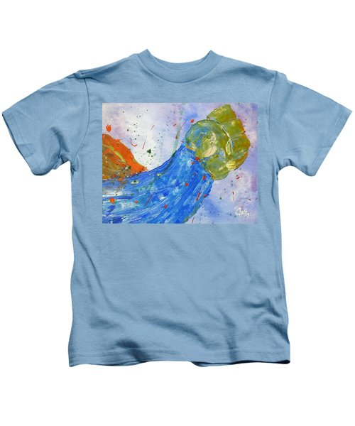 Fist Of Steel Kids T-Shirt