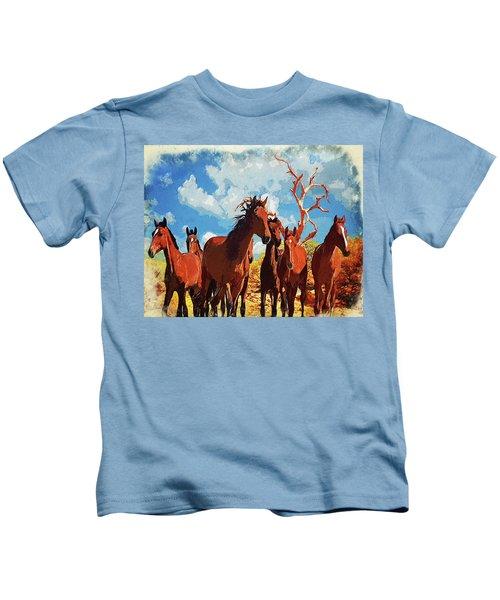 Free Spirits Kids T-Shirt