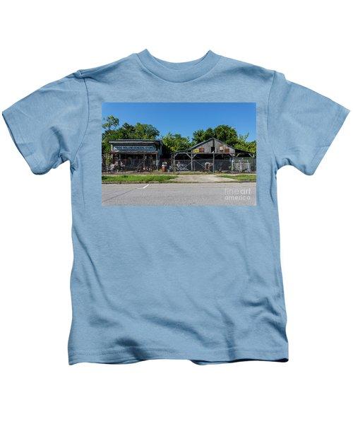 Frog Hollow General Store - Augusta Ga Kids T-Shirt