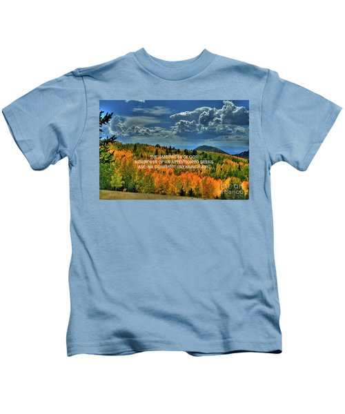 God's Handiwork Kids T-Shirt