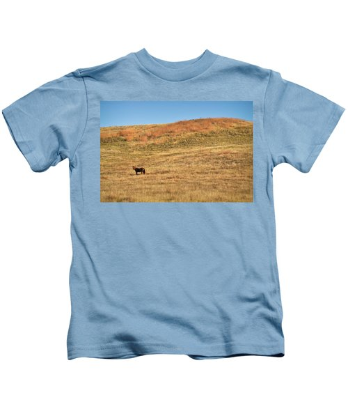 Grazing In The Grass Kids T-Shirt