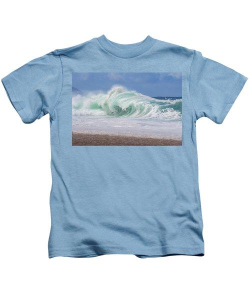 Hawaiian Shorebreak Kids T-Shirt