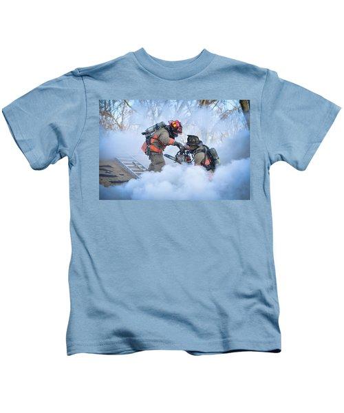 Hazardous Duty Kids T-Shirt