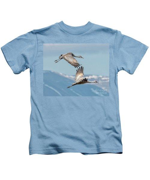 Headed North Kids T-Shirt
