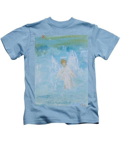 Heavenly Angel Child Kids T-Shirt