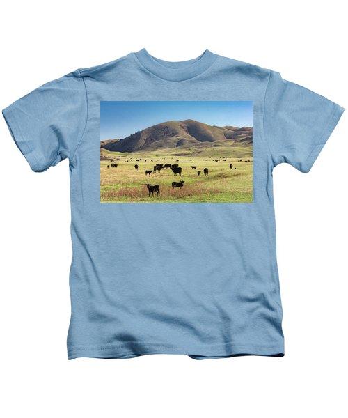 Hilly Herd Kids T-Shirt