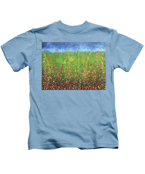 Just Wandering Kids T-Shirt