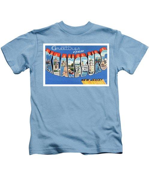 Keansburg Greetings Kids T-Shirt