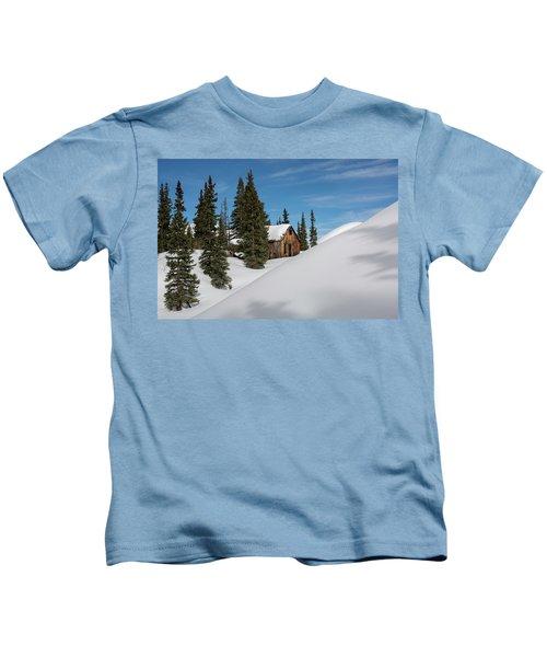 Little Cabin Kids T-Shirt