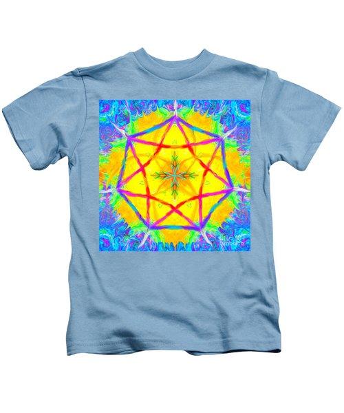 Mandala 12 9 2018 Kids T-Shirt