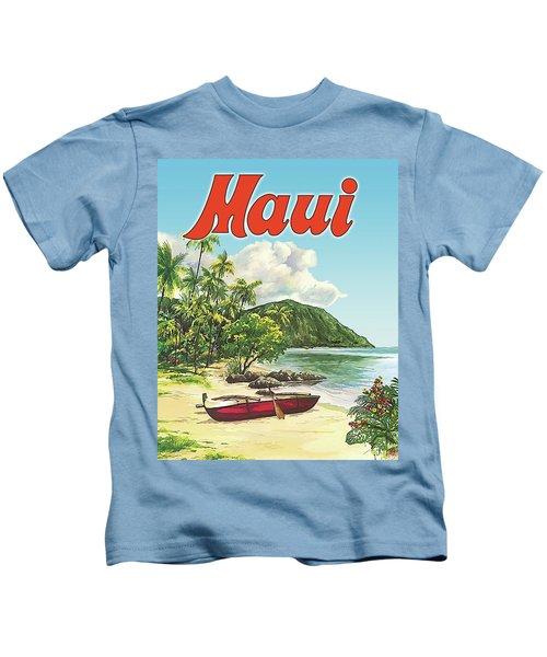 Maui Kids T-Shirt