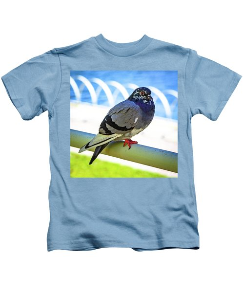 Mr. Pigeon Kids T-Shirt