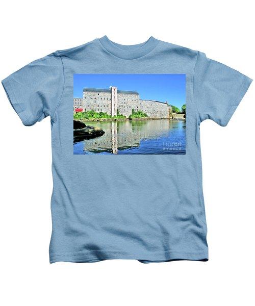 Newmarket New Hampshire Kids T-Shirt