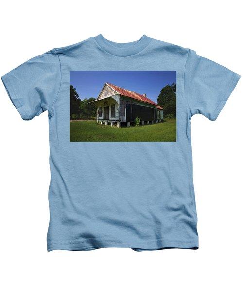 No Longer Standing Kids T-Shirt