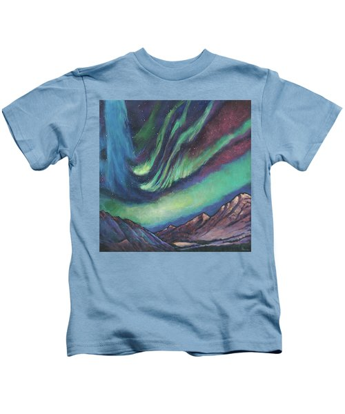 North By Northwest Kids T-Shirt