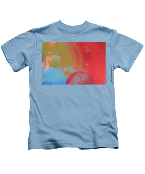 Oil And Color Kids T-Shirt