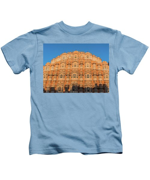 Palace Of The Winds Kids T-Shirt