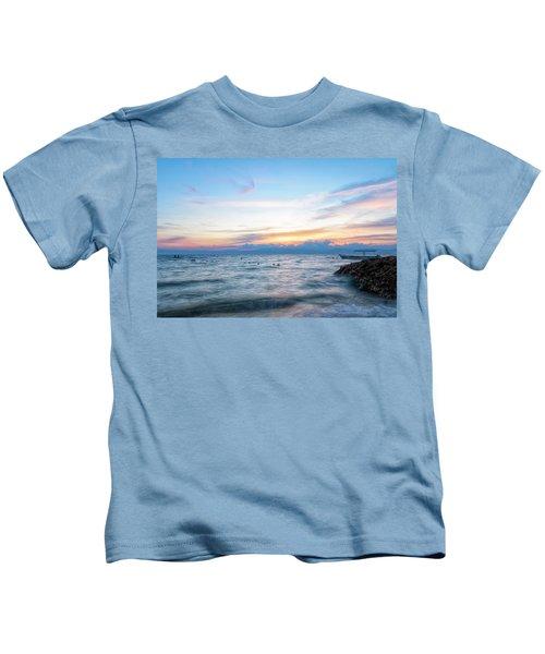 Paradise Beauty Kids T-Shirt