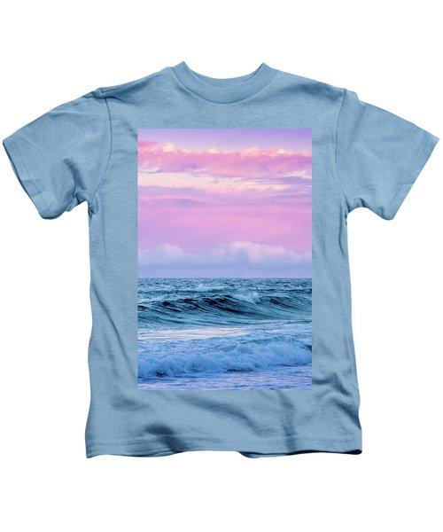 Pastel Summer  Kids T-Shirt