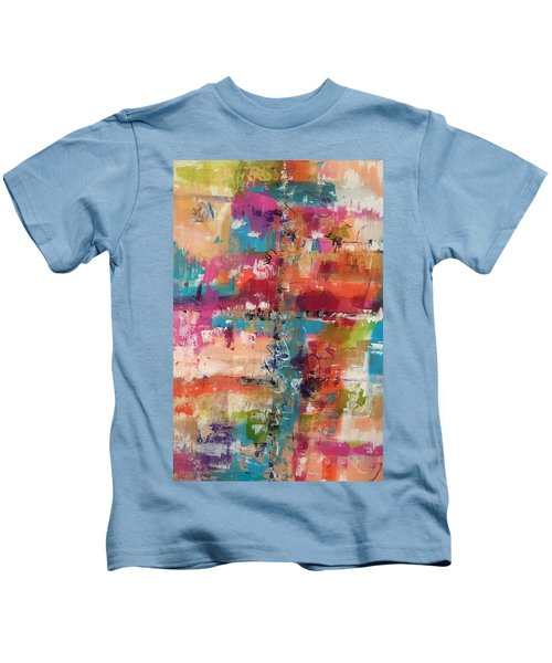 Playful Colors Kids T-Shirt