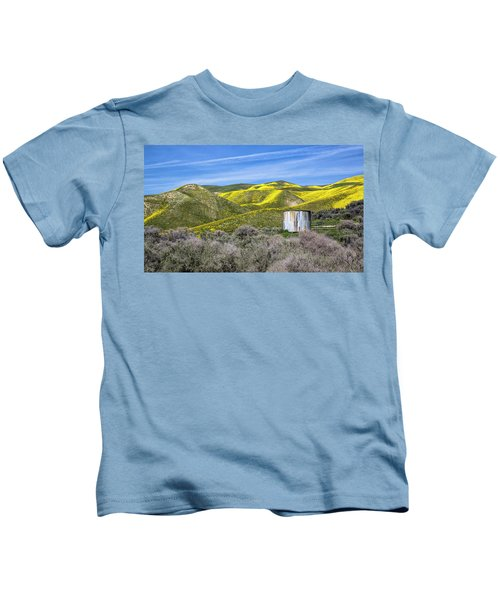 Pretty In Patina Kids T-Shirt