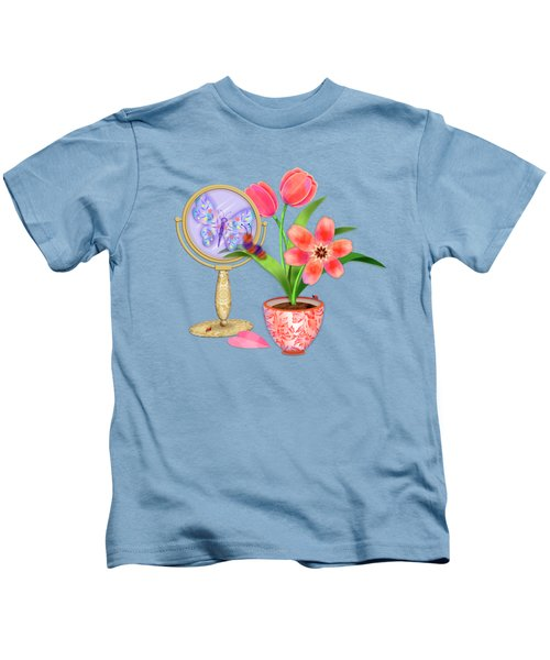 Reflection Of A Promise Kids T-Shirt