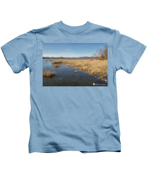 River Grass Kids T-Shirt