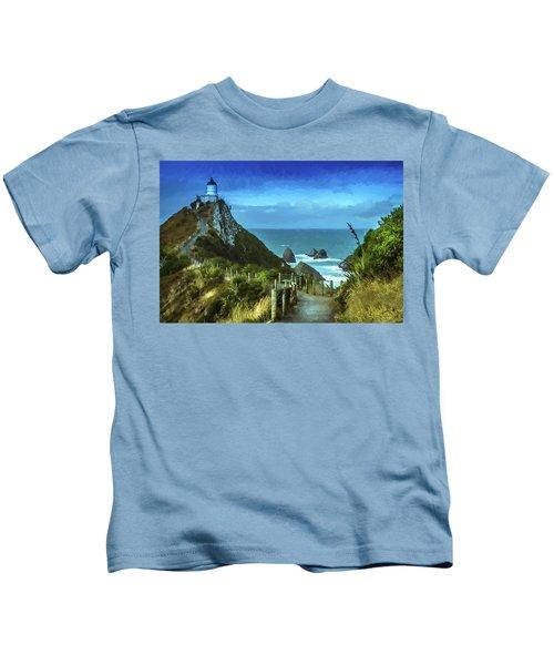 Scenic View Dwp75367530 Kids T-Shirt
