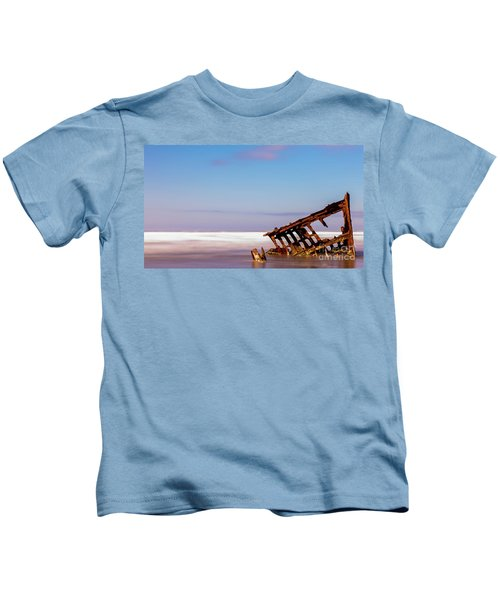 Ship Wreck Kids T-Shirt