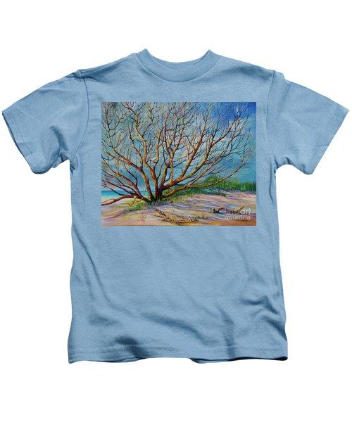 Smyrna Dunes Kids T-Shirt