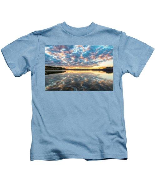 Stumpy Kinda Of Reflection Kids T-Shirt
