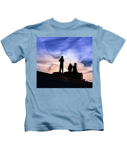 The Canadian Peacekeepers Kids T-Shirt