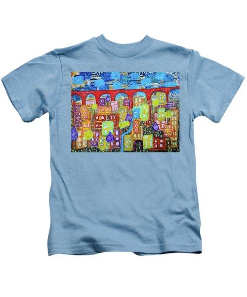 The Red Bridge Kids T-Shirt