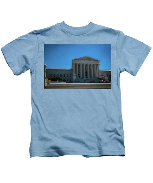 The Supreme Court Kids T-Shirt