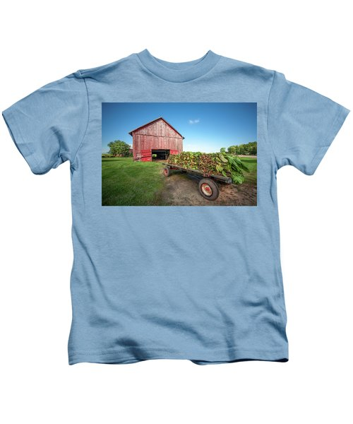 Tobacco Barn Kids T-Shirt