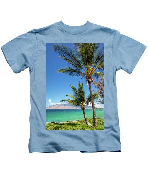 Tropical Aloha Kids T-Shirt