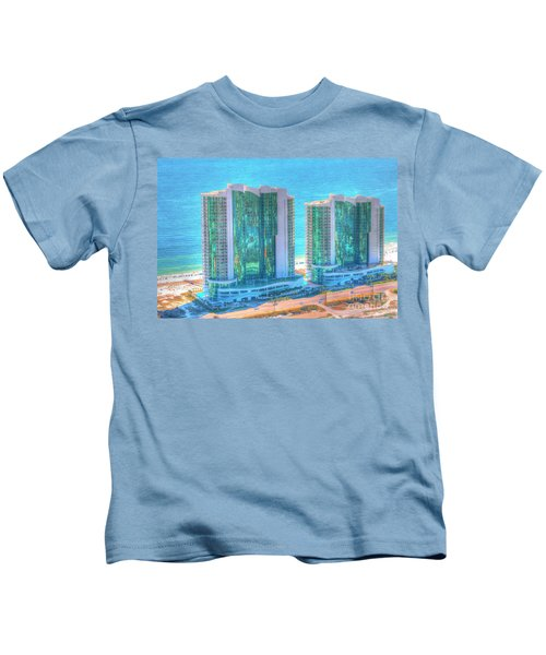 Turquoise Place Kids T-Shirt