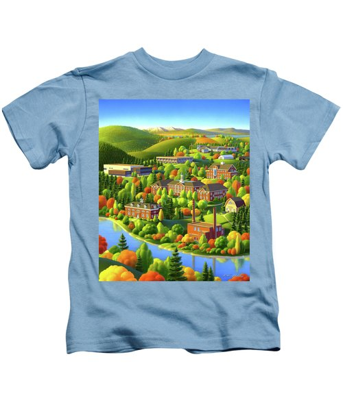 University Of Maine Kids T-Shirt