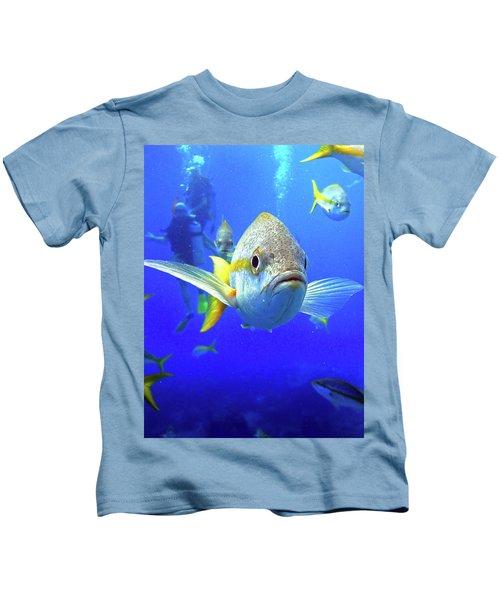 Yellowtails Kids T-Shirt