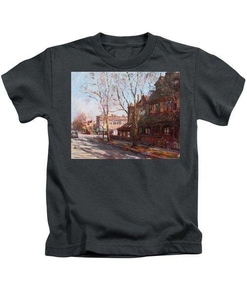 Caffe Aroma  Kids T-Shirt