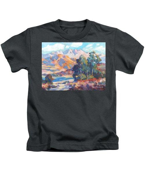 California Lake Kids T-Shirt