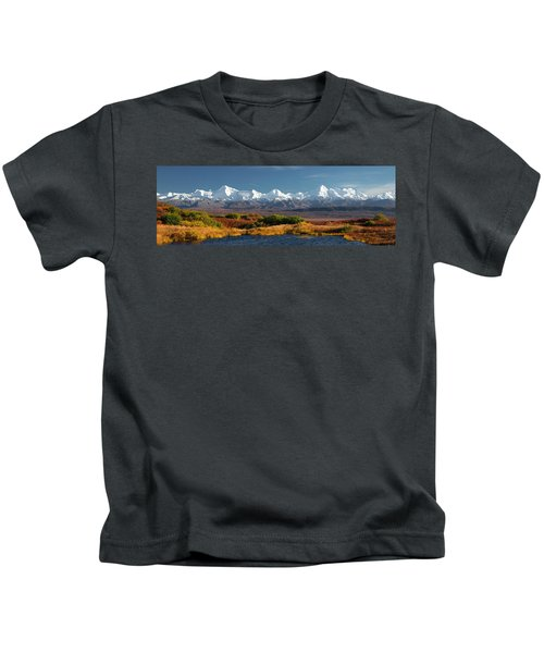 Denali's Path Kids T-Shirt