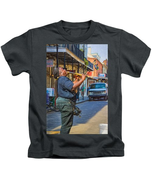 Feel It - Doreen's Jazz New Orleans 2 Kids T-Shirt