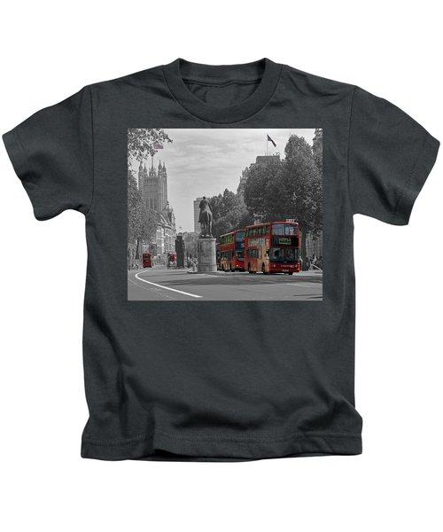 Routemaster London Buses Kids T-Shirt