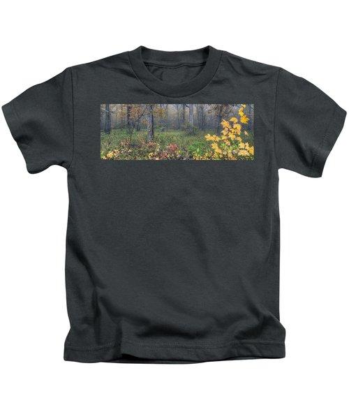 0134 Misty Meadow Kids T-Shirt