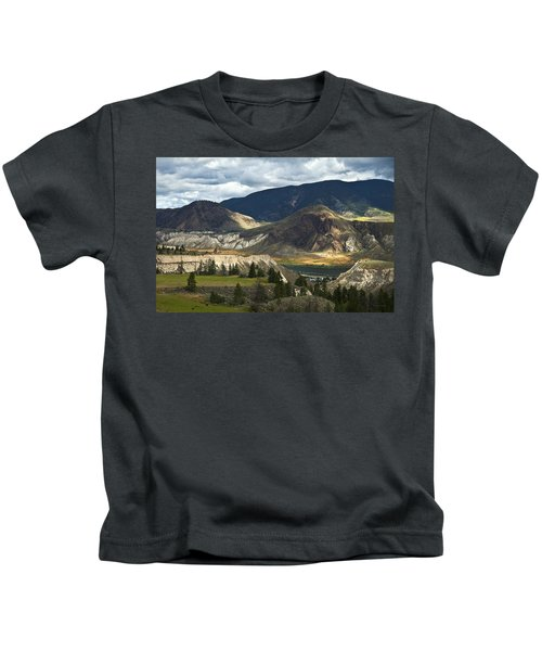 Along The River  Kids T-Shirt